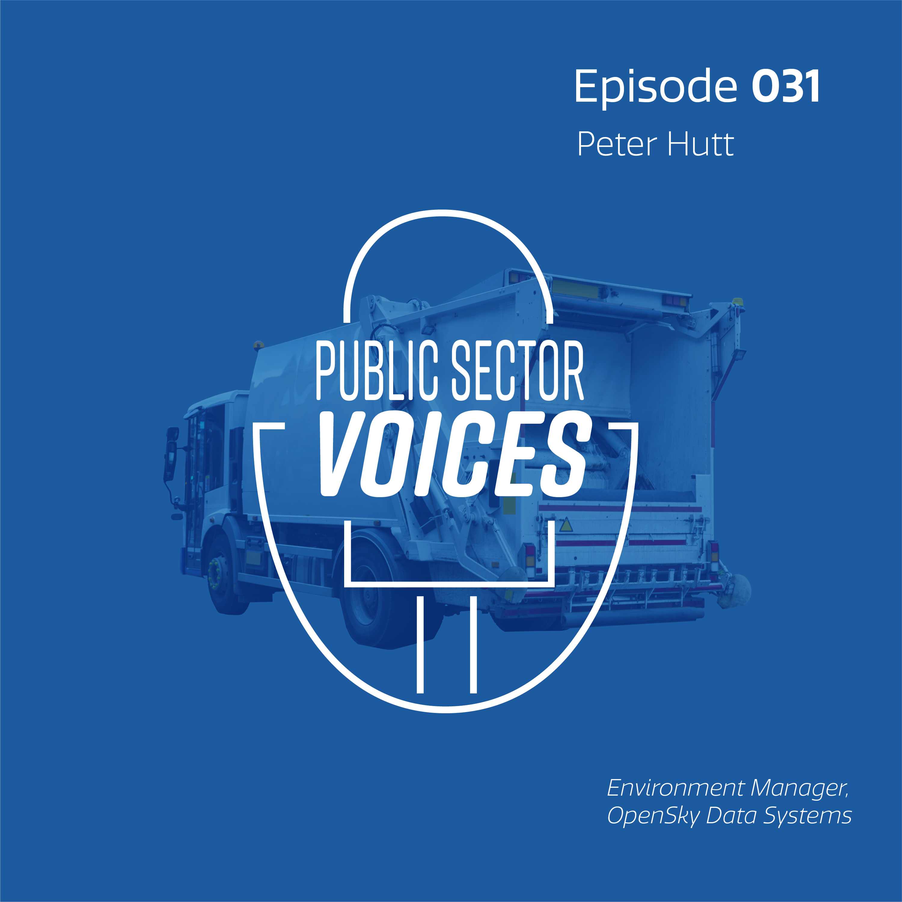 Public Sector Voices Dedicated Waste Data Management Podcast